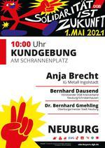 1. Mai in Neuburg