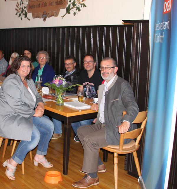 Gespräch MÜ mit Annette Heidrich