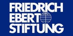 Logoschriftzug der Friedrich Ebert Stiftung