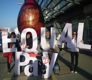 Equal Pay Day Burghausen