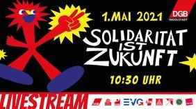 Livestream 1. Mai 2021