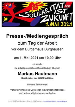 1. Mai Burghausen