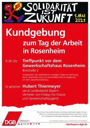 1. Mai Rosenheim
