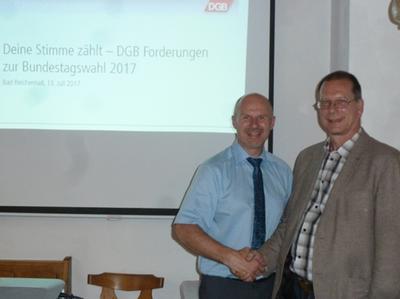 Delegiertenkonferenz BGL