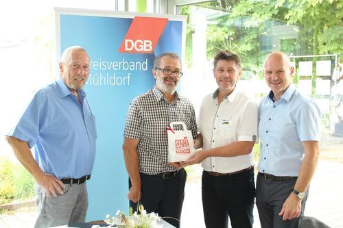 Gespräch Bundestagskandidat MÜ