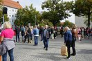 Rentendemo in Ingolstadt